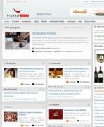 Optimisation for restaurant and food website.